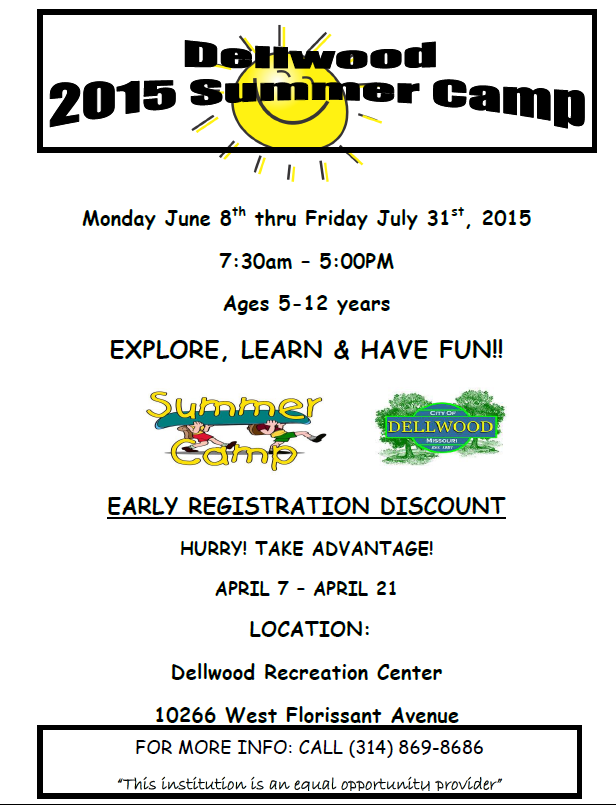 Dellwood Summer Camp